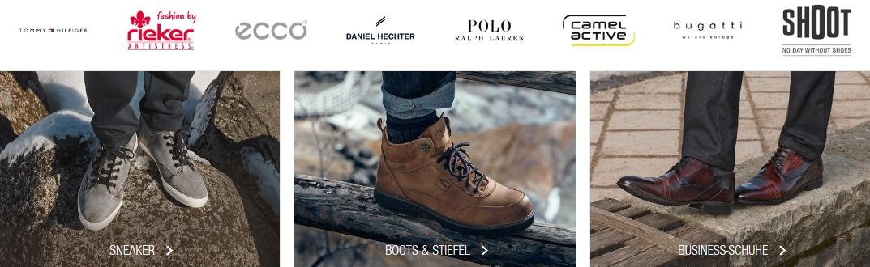 Schuhe für Herren Online bei Galeria Kaufhof kaufen