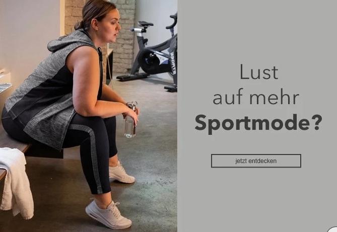 Sport-Kollektion in großen Größen online kaufen