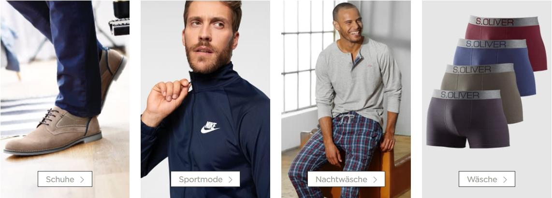 Herrenmode - Trends Marken für Männer online kaufen BAUR