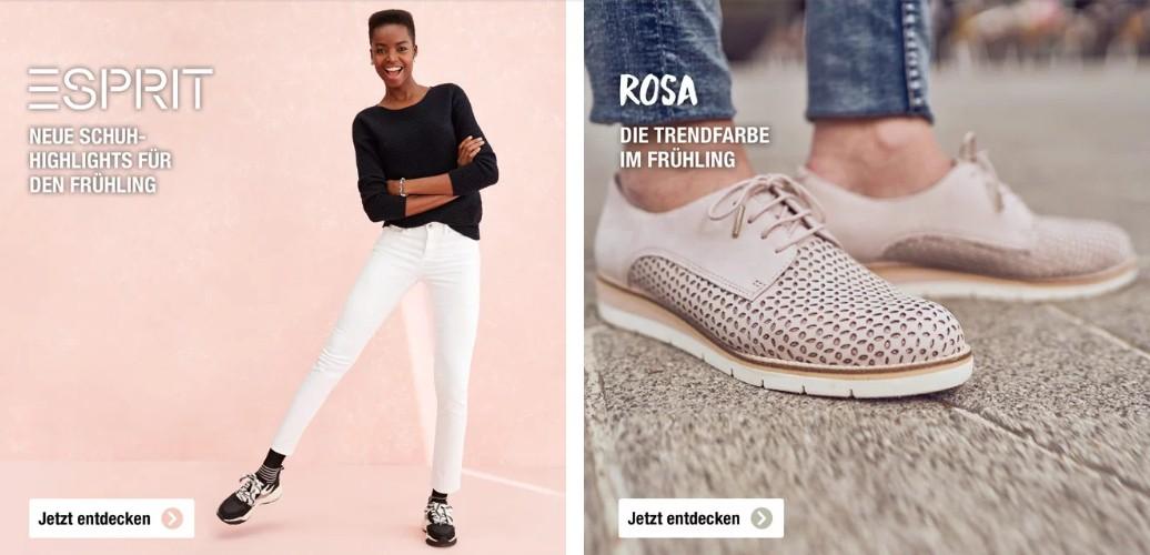 Schuhe online kaufen im Schuhe Online Shop von RENO