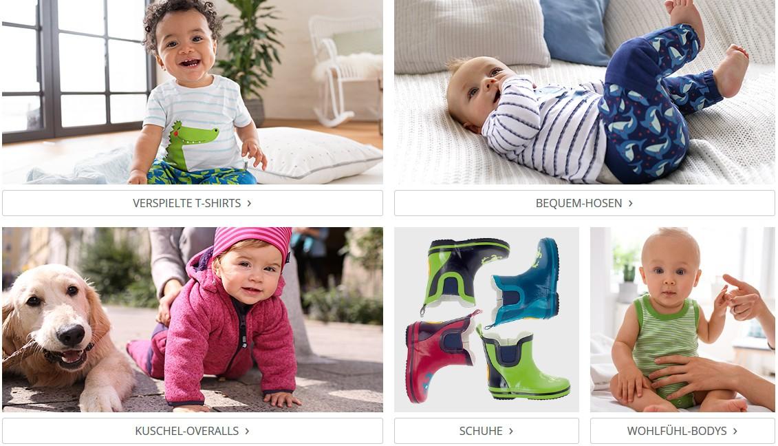 Babyartikel Babyausstattung bestellen JAKO-O