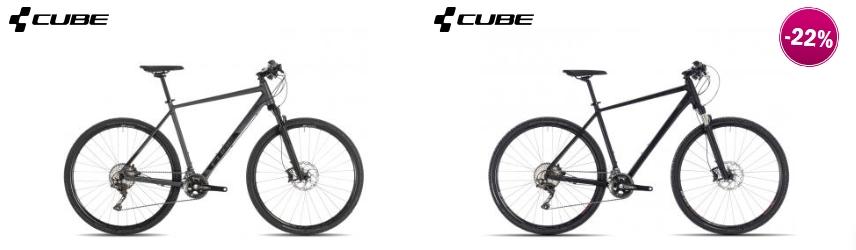 Crossbike Markenräder