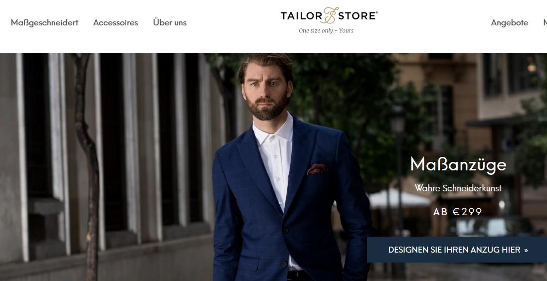 Maßanzüge und Jacketts Tailor Store®