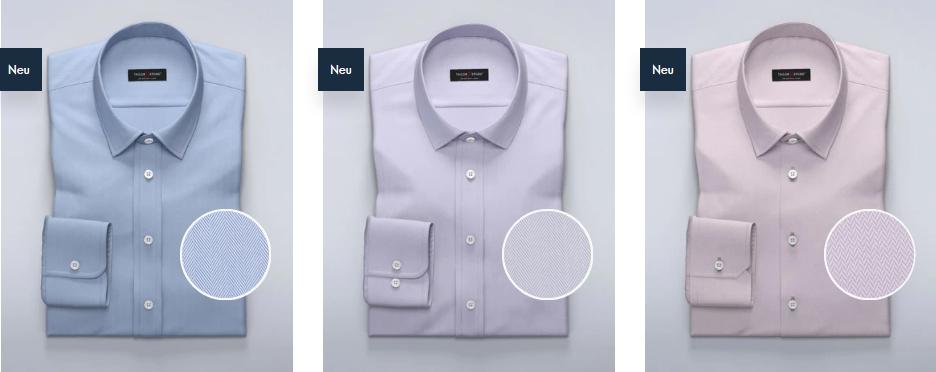 Tailorstore Damen Hemden