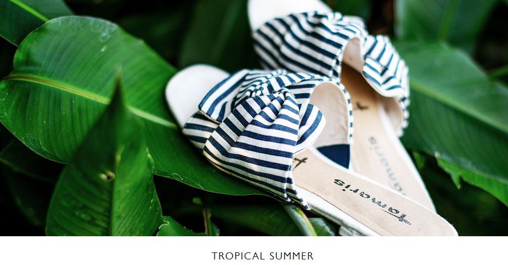Tamaris Schuh Trends
