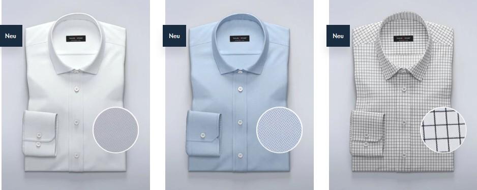 Tailorstore Herren Hemden
