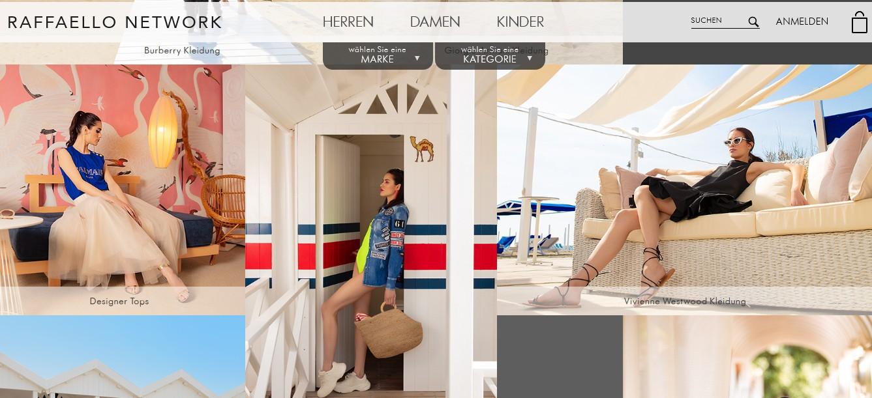 Kleider Online Shop, Designer Damenbekleidung der besten Marken