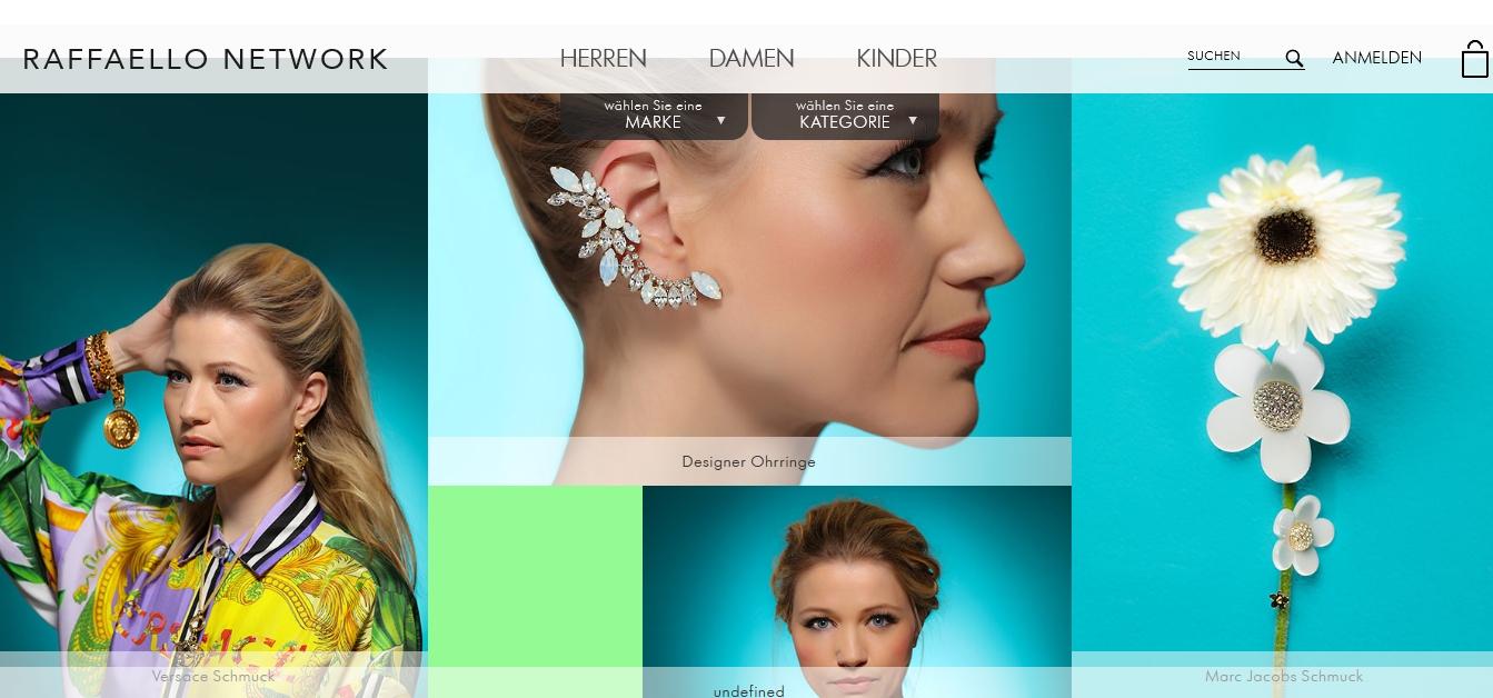 Schmuck Online Shop Ringe, Ketten, Ohrringe und Anhänger