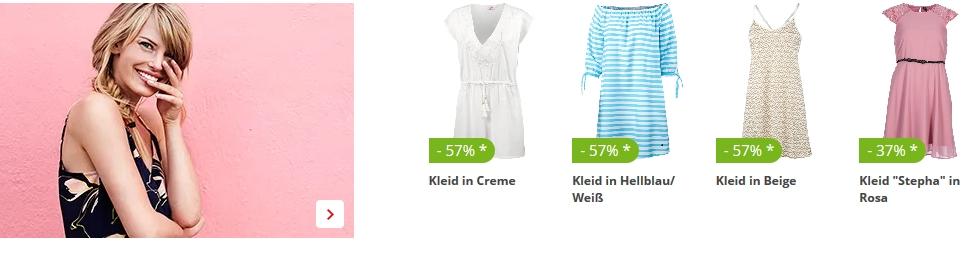 damen kleider bis zu 80% günstiger
