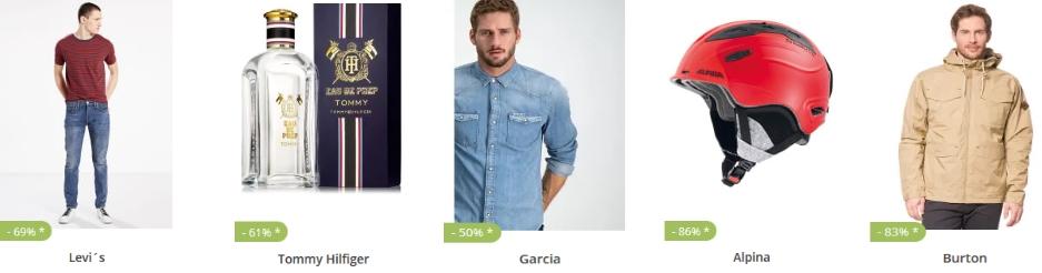 herren mode und accessoires bis zu 90% günstiger