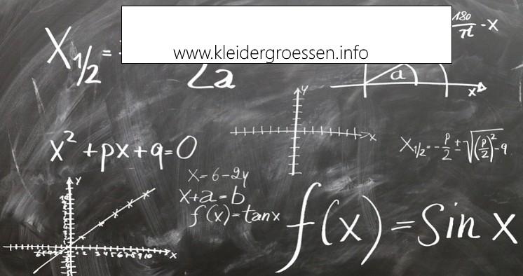 mathematik formel rechnen