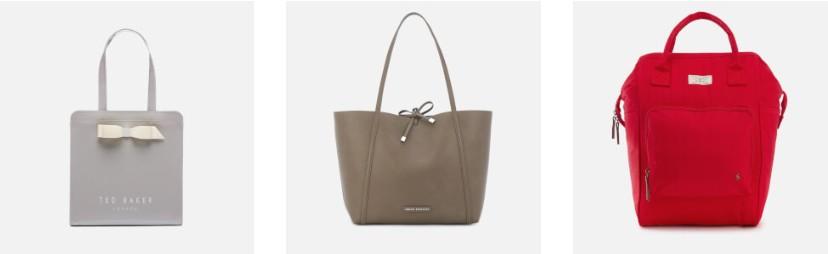 the hut damen accessoires bags
