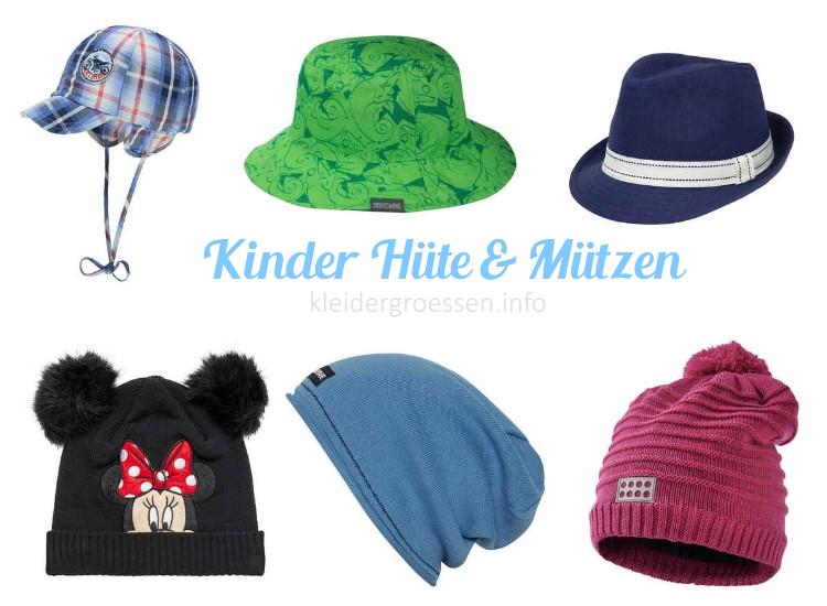Kinder Hüte & Mützen