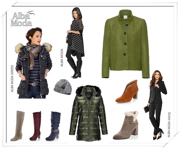Alba Moda Herbst Winter Fashion