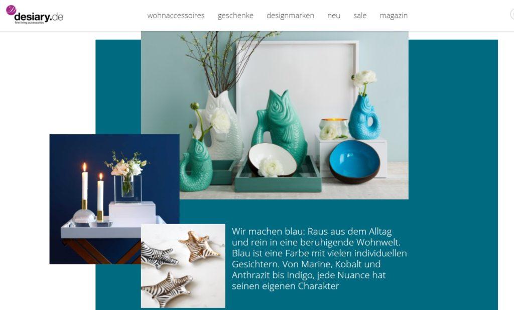 desiary blue