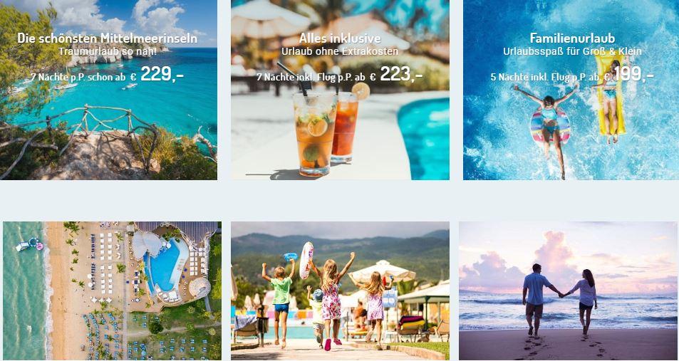 Urlaub Reisen
