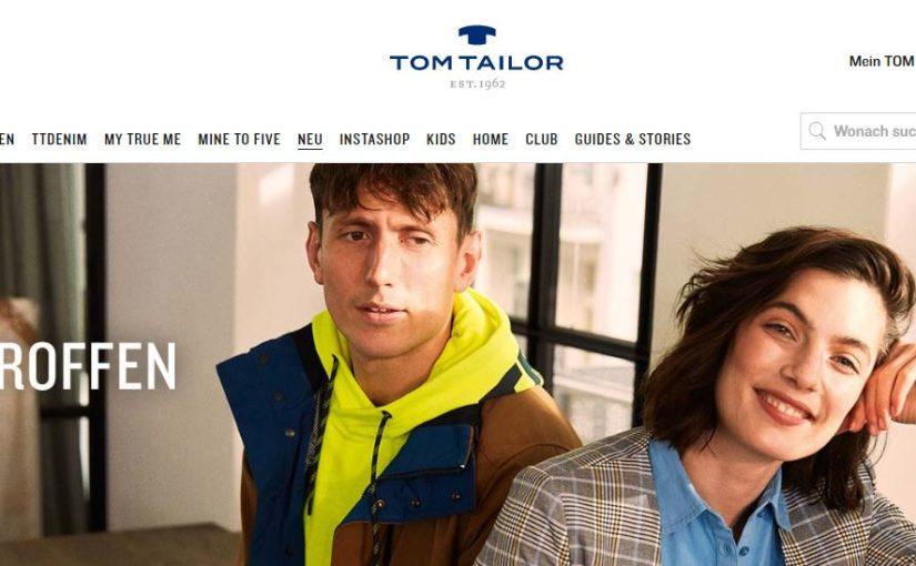 tom tailor Fashion denim