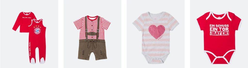 FCB Babybekleidung