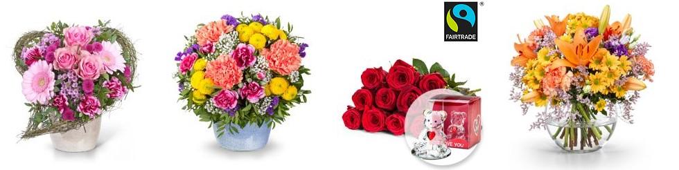 Valentins Blumen