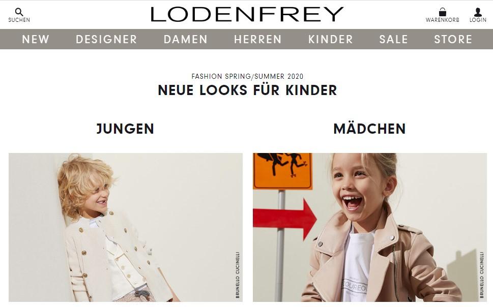 Lodenfrey Kinder