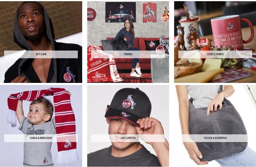 1.FC Köln online shop