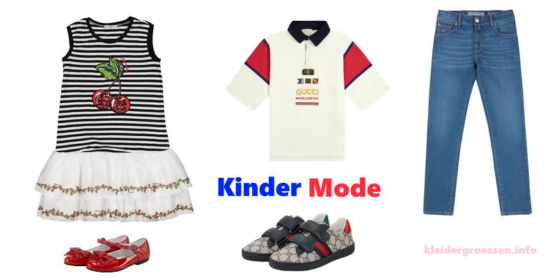 Kinder-Mode