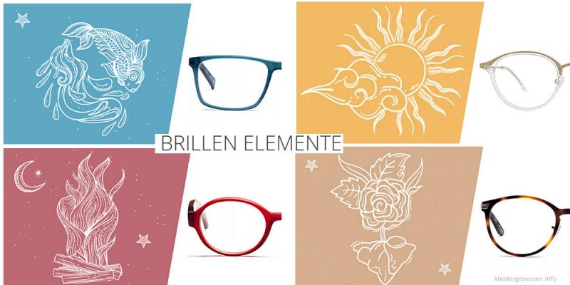 brillen elemente