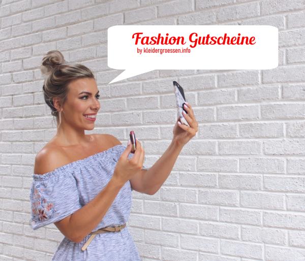 Fashion-Gutscheine