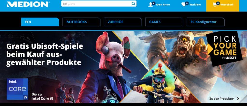 Medion Gaming
