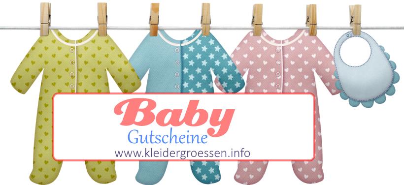 baby-gutscheine