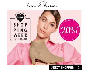 LaShoe Glamour Schuhe Week