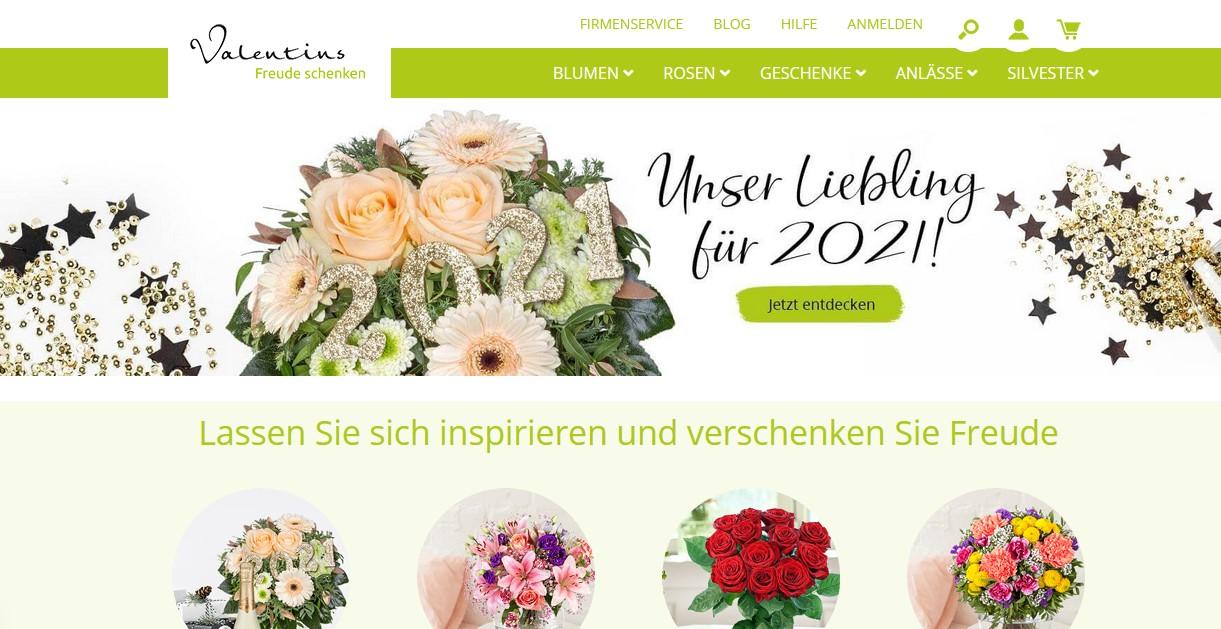 valentins 2021
