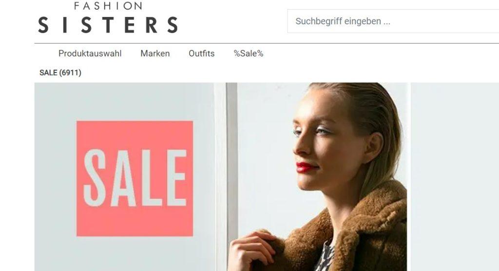 fashionsisters sale