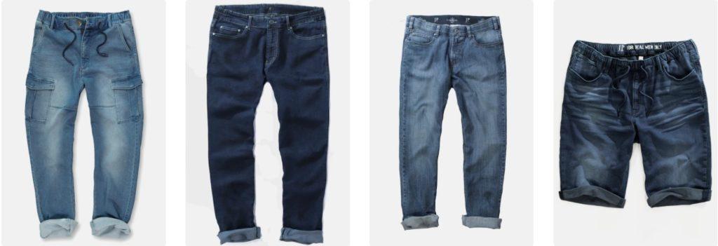 herren hosen jeans ulla popken jp 1880