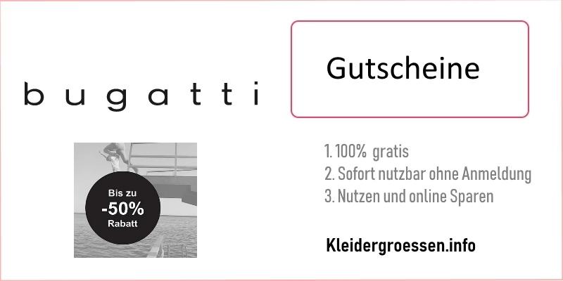 Bugatti Gutscheine
