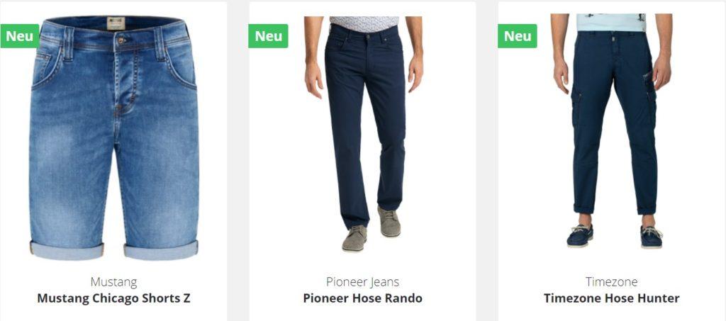 Jeanswelt Herren Größen