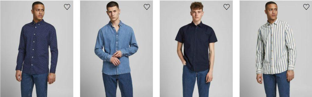 jack & Jones hemden