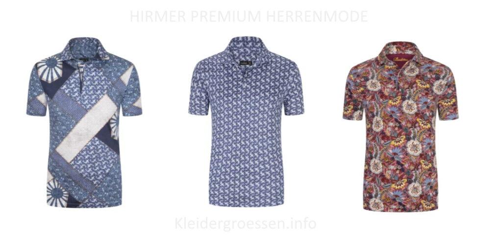 polo t-shirts hirmer