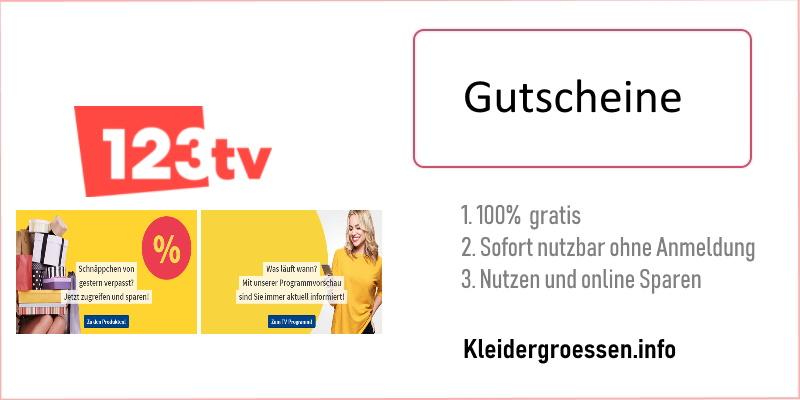 1 2 3 tv gutscheine