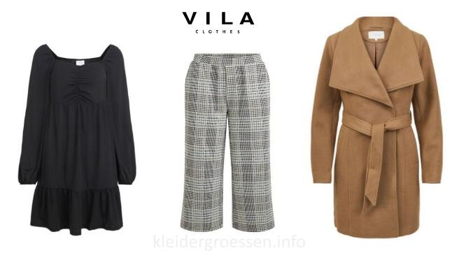 autumn winter clothes vila