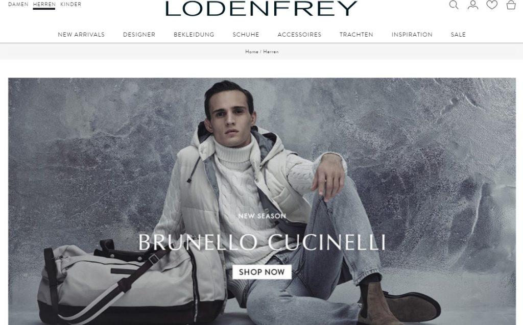 Lodenfrey Herren Mode