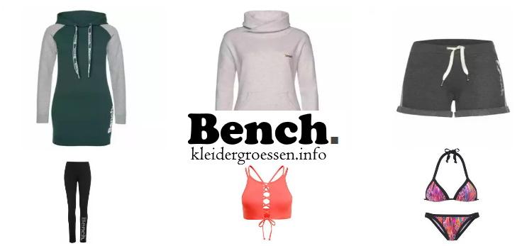bench damen