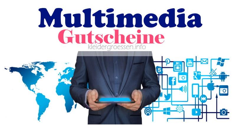 Multimedia Gutscheine