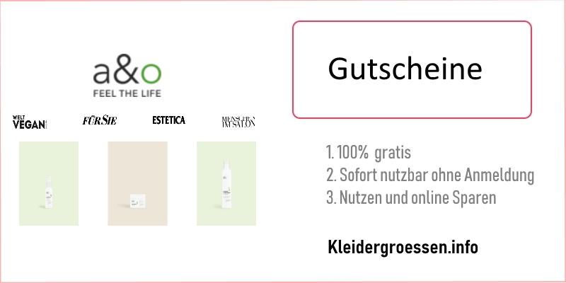 A&O Gutscheine